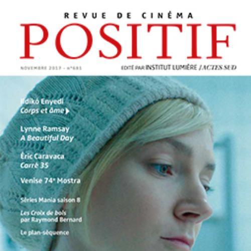 Positif (revue) : revue mensuelle de cinéma | Ciment, Michel. Directeur de publication