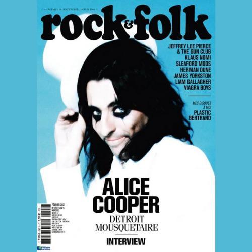 Rock & Folk (revue) | Casanovas, Patrick. Directeur de publication