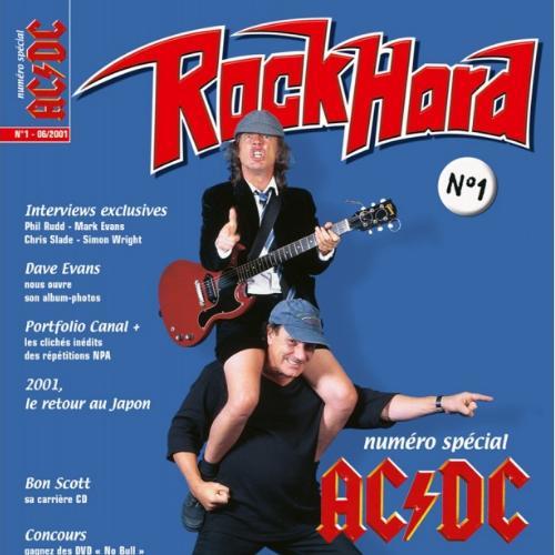 Rock Hard (revue) | Villalonga, Marc. Directeur de publication