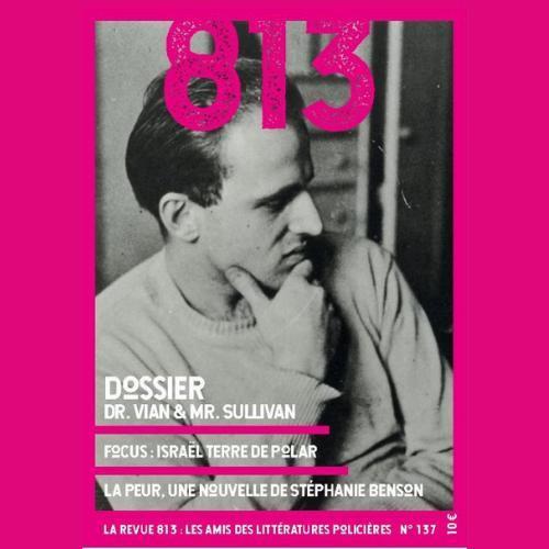 813 (revue) | Association 813, les amis des littératures policières (Paris). Auteur