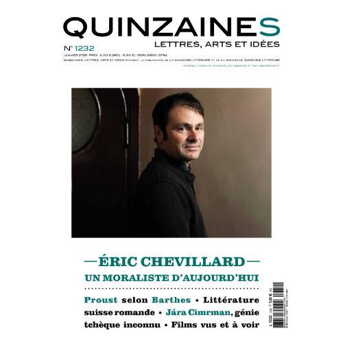 Quinzaines, lettres, arts et idées (revue) | Nadeau, Maurice. Éditeur scientifique