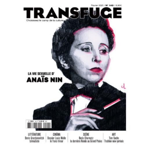 Transfuge (revue) : littérature et cinéma | Jaury, Vincent. Directeur de publication