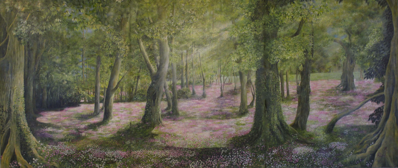 Exposition d'œuvres de l'artiste japonaise Reiko  