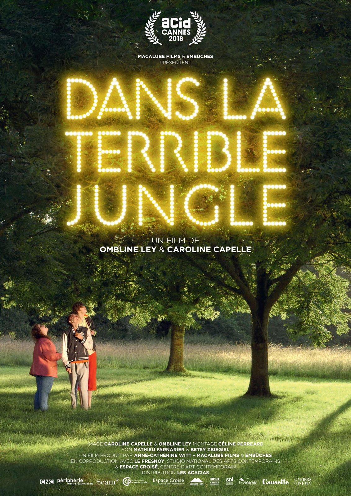 "Le Mois du film documentaire - ""Dans la terrible jungle"" 