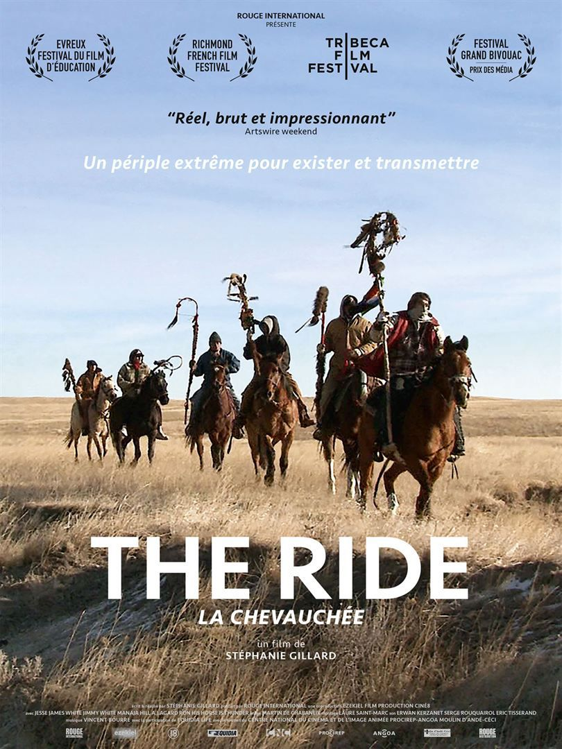 "Mois du film documentaire - ""The Ride"" 