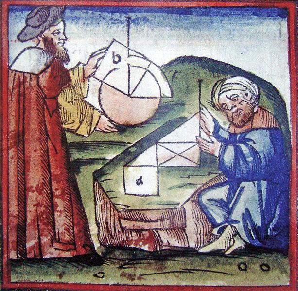 Atelier médiéval : les bâtisseurs - à partir de 8 ans  