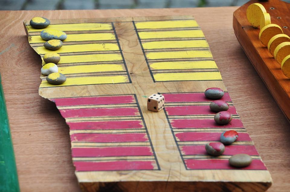 Atelier médiéval : jeux de noble - à partir de 8 ans |