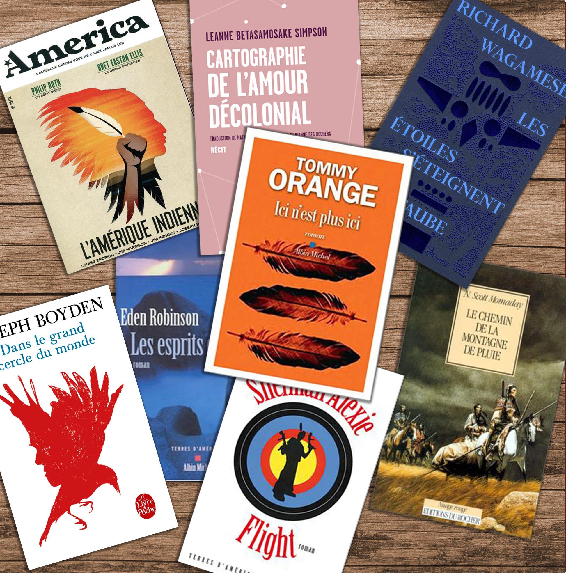 Textes amérindiens, romans et mythes : les midis curieux |