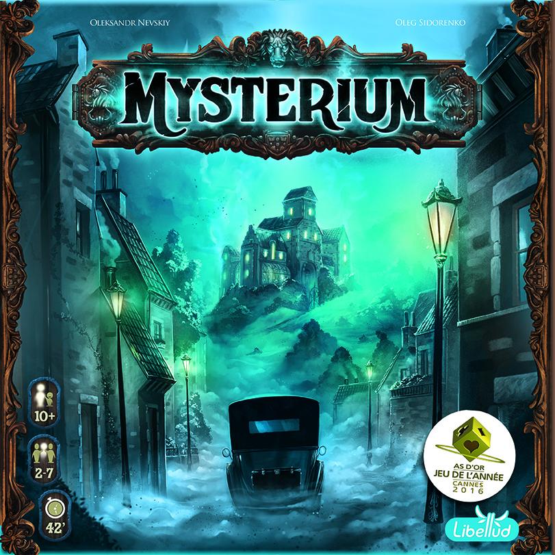 Mystérium (jeu de société) - à partir de 10 ans |