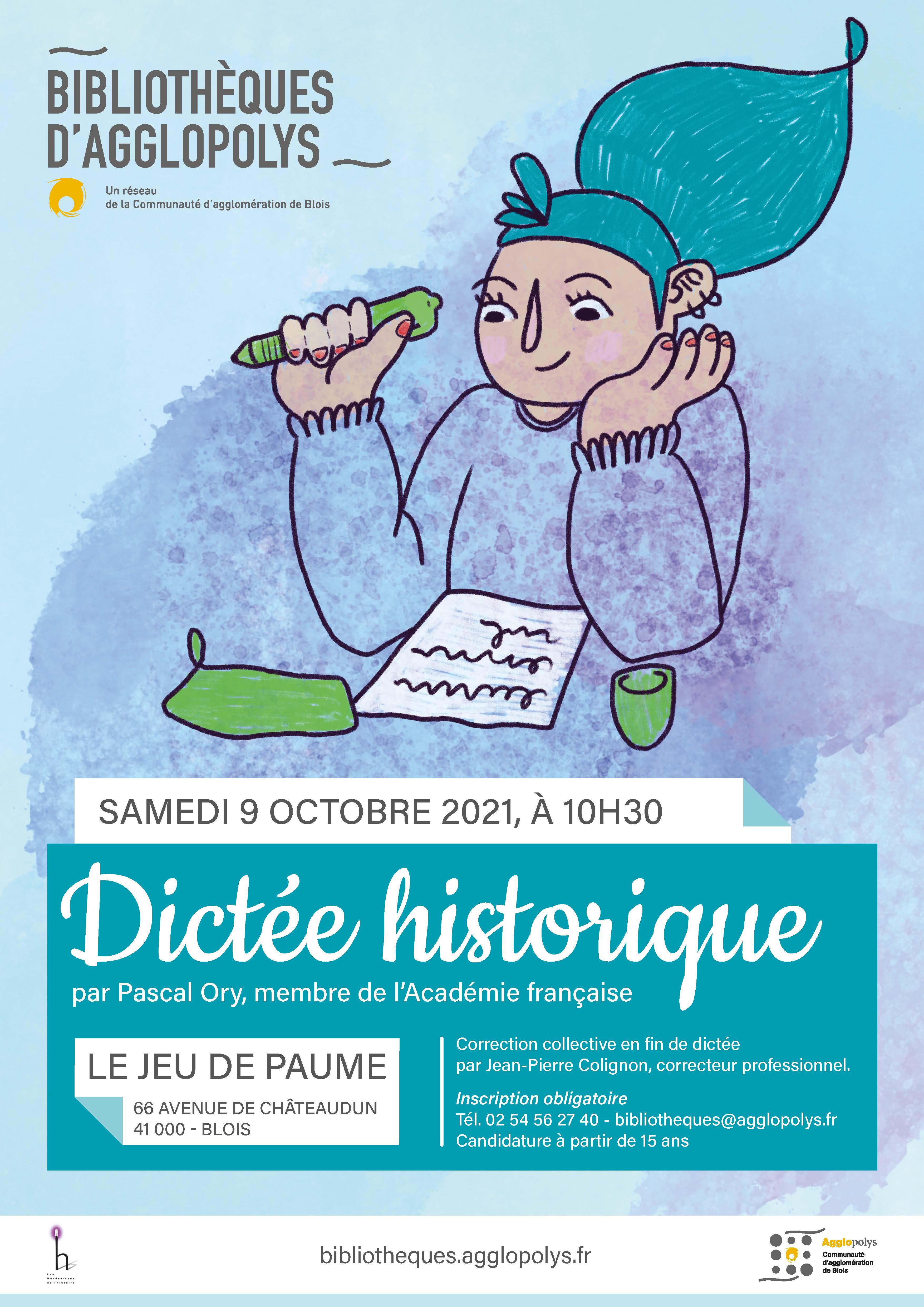 Dictée historique avec Pascal Ory |
