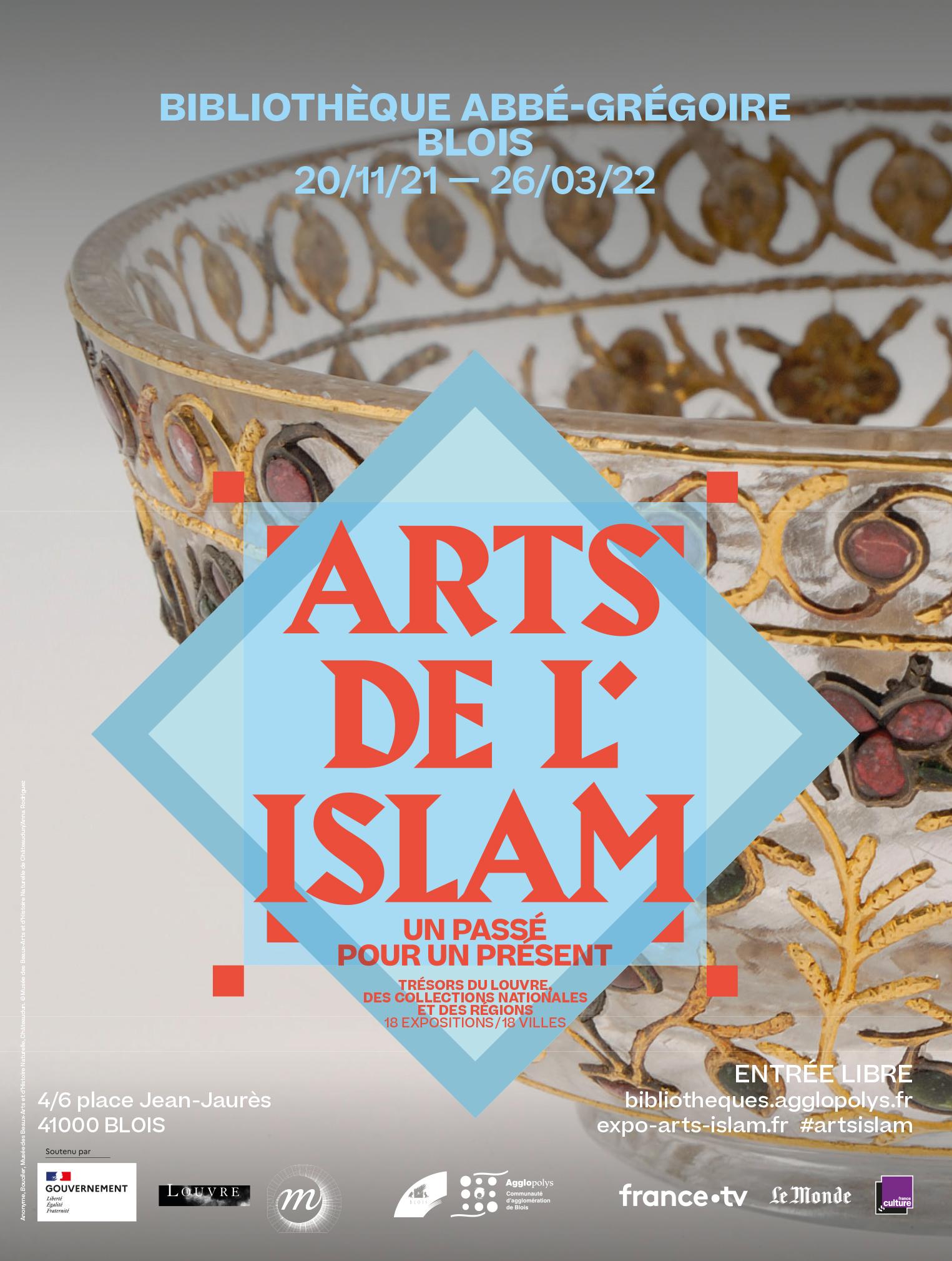 Les arts de l'Islam. Un passé pour un présent |