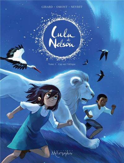 Expositiond'originaux et mise en scène d'après la bande dessinée Lulu et Nelson. Cap sur l'Afrique de Charlotte Girard, Jean-Marie Omond et Aurélie Neyret |