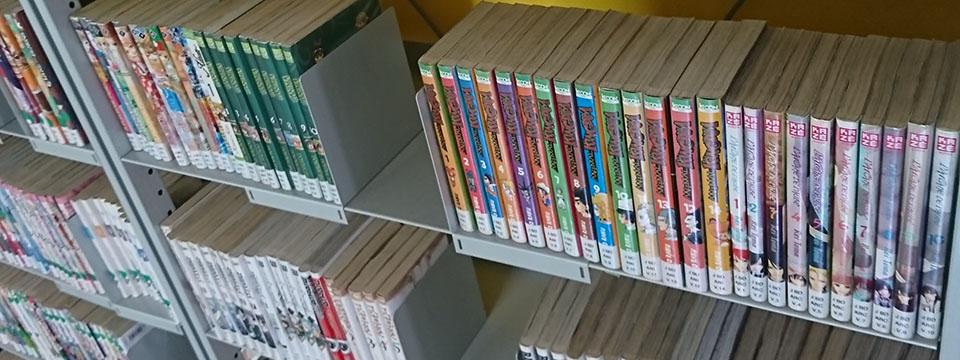 Exposition de dessins manga |
