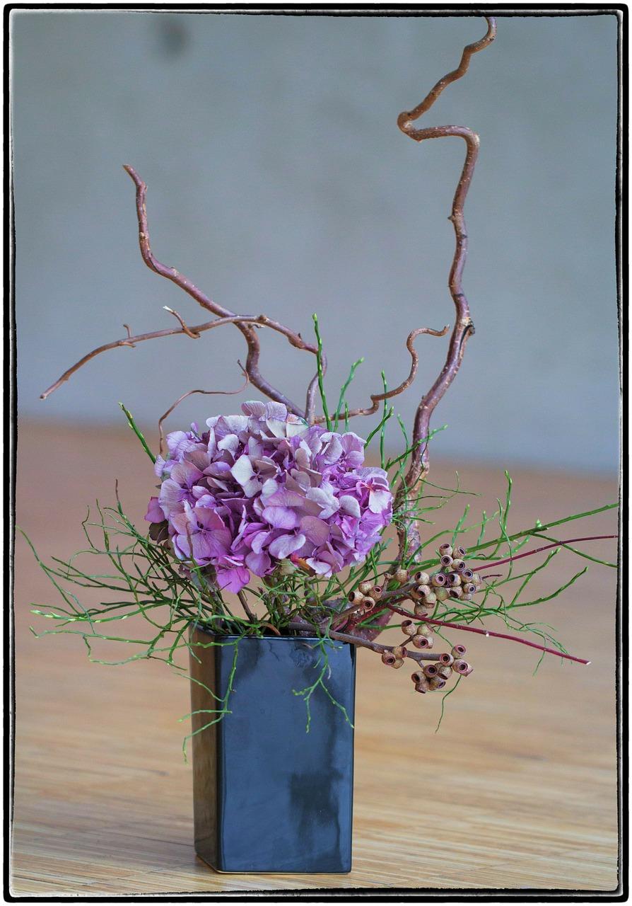 Atelier Ikebana - à partir de 8 ans |