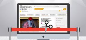 Nouveau site web |